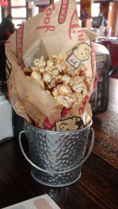 Bacon Spiced Popcorn
