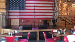 The Tin Roof Stage
