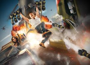 One of the most successful film franchises of all time will soon become one of Universal Studios Florida's most action-packed ride experiences.  Universal Orlando Resort announced today that Fast & Furious: Supercharged will join its incredible lineup of attractions in 2017 – continuing the unprecedented growth of the destination. Guests will experience a high-octane journey that fuses an original storyline and incredible ride technology with everything that fans love about the films—popular characters, exhilarating environments, nonstop action and, of course, high-speed cars.